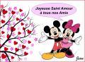 Joyeuse Saint Amour...