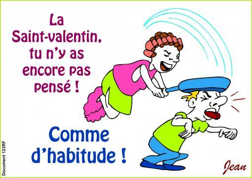 Vive la Saint-Valentin !...